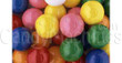 Solid Color Assorted - 1900 count Gumballs