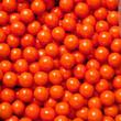 Small Orange Gumballs