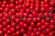 Red Sixlets Candy Coated Chocolate Balls