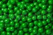 Dark Green Sixlets Candy Coated Chocolate Balls