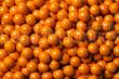 Orange Sixlets Candy Coated Chocolate Balls