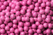 Hot Pink Sixlets Candy Coated Chocolate Balls