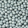 Silver Sixlets Candy Coated Chocolate Balls