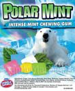 Polar Mint Chewing Gum Tabs
