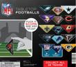 NFL Table Top Football Vending Capsules
