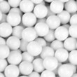 Small White Gumballs By The Pound
