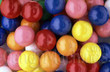 Solid Color Assorted Gumballs By The Pound