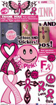 Think Pink Vending Stickers