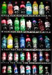 Seaga Infinity INF5B Soda Vending Machine