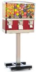 3-Head Select Vending Machine - All-Metal