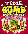 Time Bomb Solid Color Jawbreakers