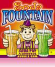 Soda Fountain Gumballs 1430 ct