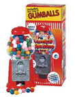 Small Gumball Bank w/Gumballs - FREE SHIPPING