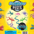 Stretchy Pests Vending Capsules 1-inch