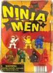 Ninja Fighters Vending Capsules