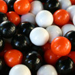 Halloween Mix Traditional Gumballs By The Pound