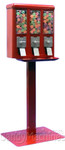 Triple Candy Vending Machine