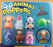 Animal Poppers Vending Capsules