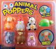 Animal Poppers with Mini Malz Vending Capsules