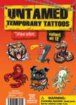 Untamed Temporary Tattoos Vending Capsules