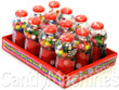 Toy Gumball Machines with Gumballs