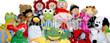 Jumbo Plush Stuffed Toy Mix - 50percent Licensed