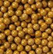 Gold Sixlets Candy Coated Chocolate Balls by the Pound