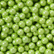 Shimmer Lime Green Sixlets Candy Coated Chocolate Balls