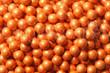 Shimmer Orange Sixlets Candy Coated Chocolate Balls