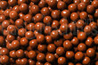 Brown Sixlets Candy Coated Chocolate Balls by the Pound
