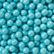Shimmer Powder Blue Sixlets Candy Coated Chocolate Balls by the Pound