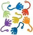 Sticky Hands Vending Capsules 2