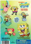 SpongeBob SquarePants Mini Tattoos Vending Capsules