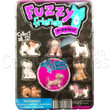 Fuzzy Friends Puppies Series 2 Vending Capsules