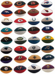 NFL Football Puzzle Erasers Vending Capsules