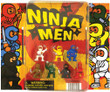Ninja Fighters Vending Capsules 2