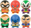 DC Comics Buildable Figurines Vending Capsules