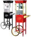 Movie Matinee Popcorn Machine - 8 oz with Cart