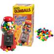 Petite Carousel Gumball Machine Gift Set includes gumballs