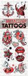 Miss Metallix Vending Tattoos