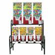 7 Unit Toy Vending Rack Combo