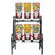 6 Unit Bulk Vending Rack Combo