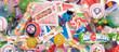 Premium Toy and Candy Crane Mix