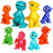 Microsaurs Figurines Bulk Vending Toys