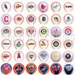 MLB Self Vend Baseballs Bulk Vending Toys