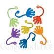 Sticky Hands Bulk Vending Toys