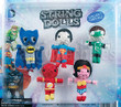 DC Comics String Dolls Vending Capsules