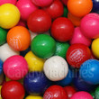 Assorted Dubble Bubble Logo Gumballs by the Pound
