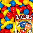 Rascals Fruit Shaped Candy by the Pound