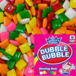 Dubble Bubble Assorted Flavor Gum Tabs